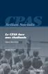 Le CPAS face aux étudiants